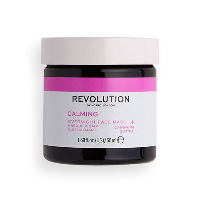 Revolution Skincare Stressed Mood Calming Overnight Face Mask