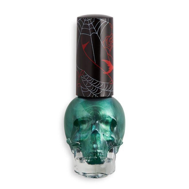 Revolution Halloween Skull Nail Polish Monster