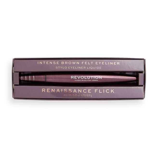 Makeup Revolution Renaissance Eyeliner Brown