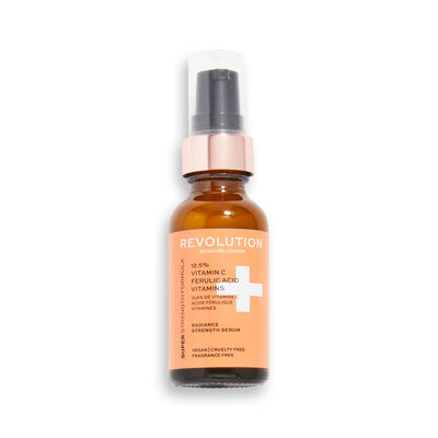 Revolution Skincare 12.5% Vitamin C, Ferulic Acid & Vitamins Radiance Serum