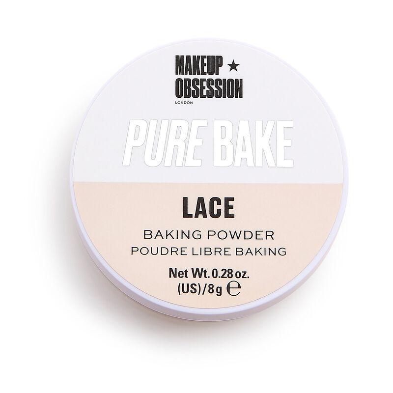 Pure Bake Baking Powder Lace