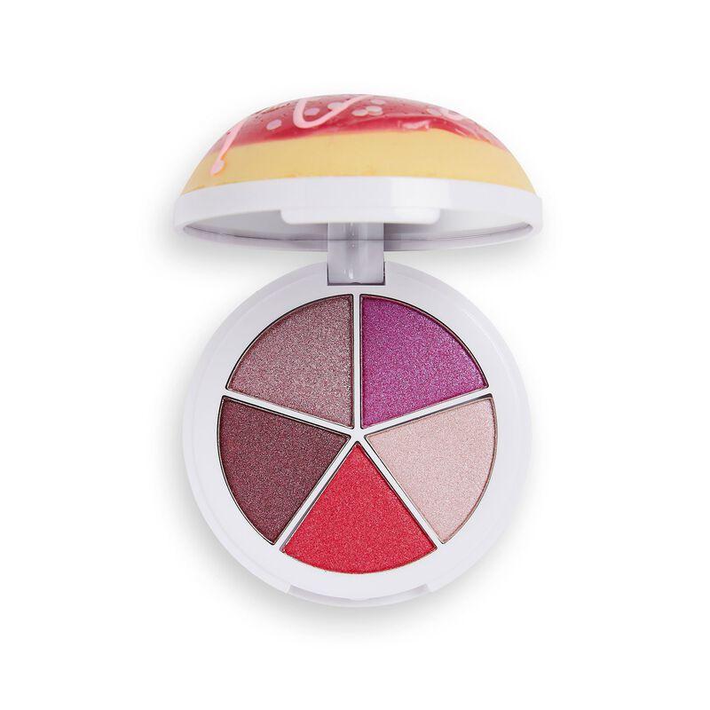 I Heart Revolution Donuts Cherry Pie Shadow Palette
