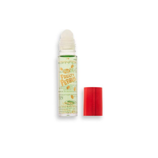 I Heart Revolution x Fruity Pebbles Lip Oil Lemon-Lime