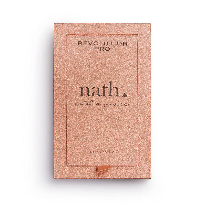 Revolution Pro X Nath Neutrals Shadow Palette