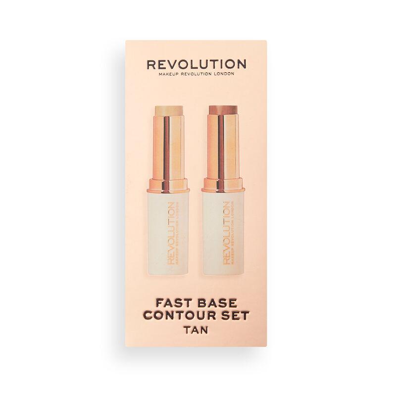 Makeup Revolution Fast Base Contour Set Tan