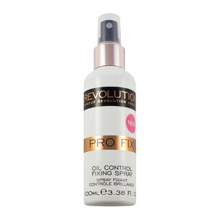 Pro Fix Oil Control Makeup Fixing Spray