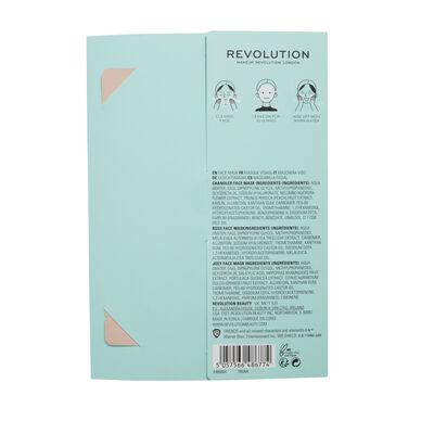 Makeup Revolution X Friends Male Sheet Mask Set