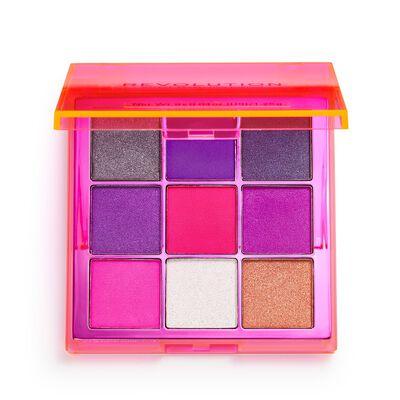Makeup Revolution Viva Neon Eyeshadow Palette Party Vibes