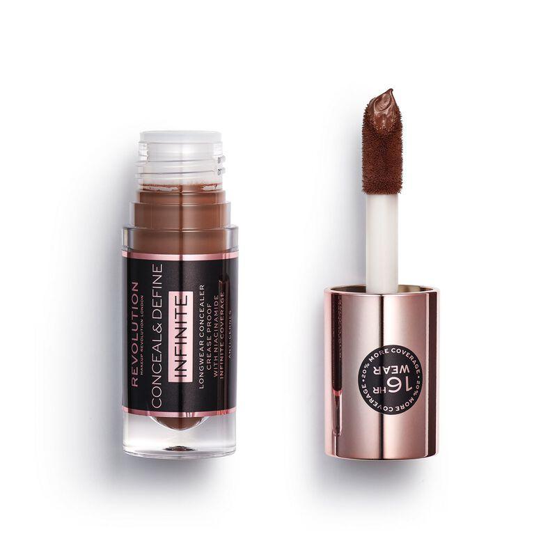 Makeup Revolution Conceal & Define Infinite Longwear Concealer (5ml) C17.7