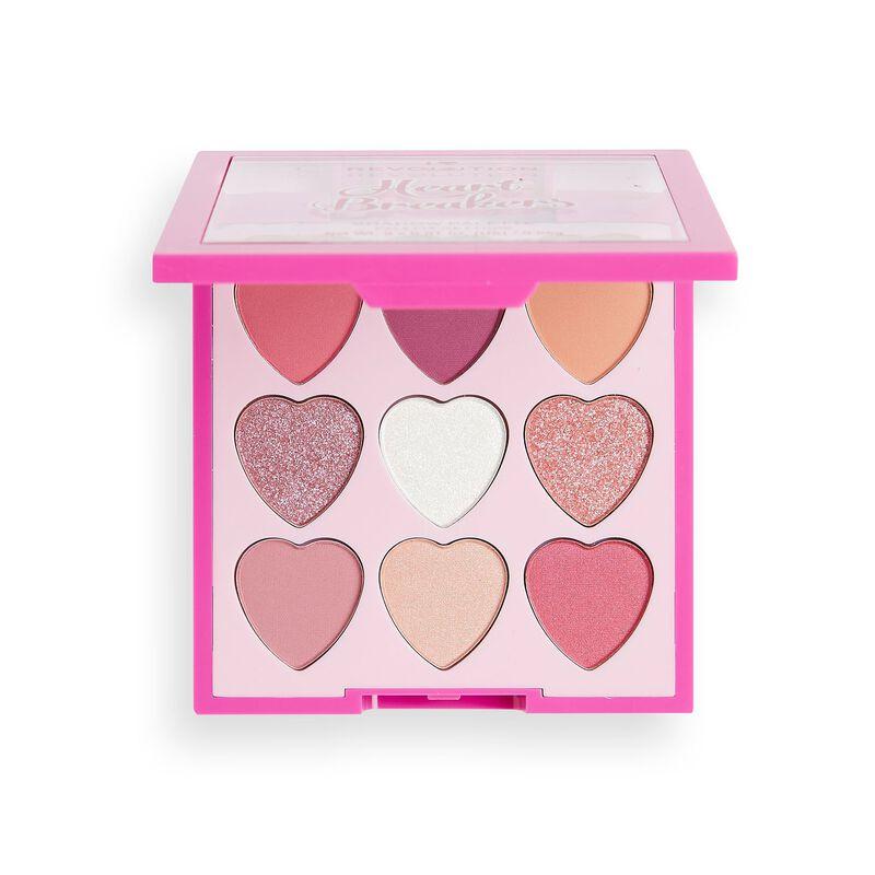 I Heart Revolution Heartbreakers Sweetheart Eyeshadow Palette