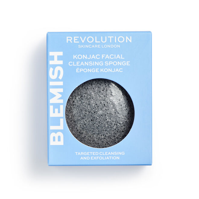Revolution Skincare Konjac Facial Cleansing Sponge