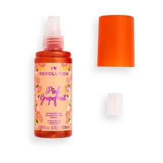 I Heart Revolution Brightening Setting Spray Grapefruit