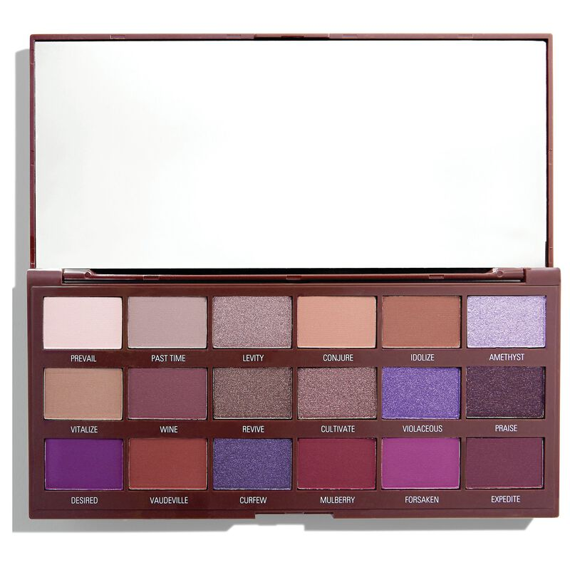 Violet Chocolate Palette