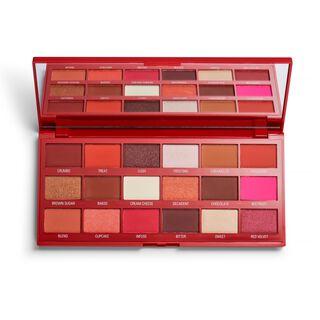 Red Velvet Chocolate Palette