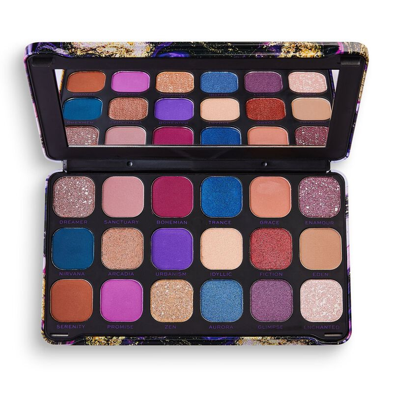 Makeup Revolution Forever Flawless Eutopia Eyeshadow Palette
