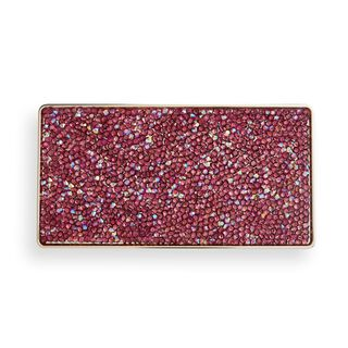 Revolution Pro Crystal Luxe Face Palette Berry Flush