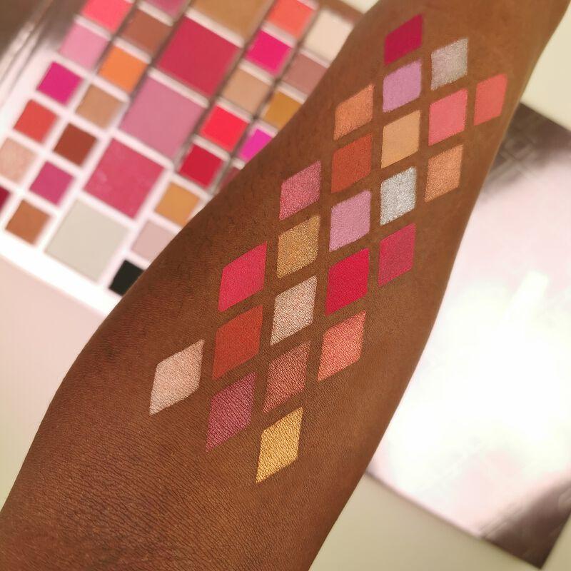 XX Revolution X-Ray Eyeshadow Palette