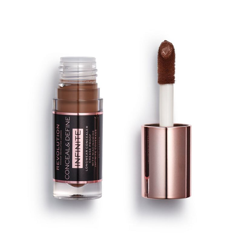 Makeup Revolution Conceal & Define Infinite Longwear Concealer (5ml) C17.5
