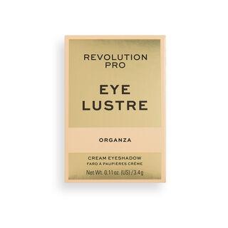 Revolution Pro Eye Lustre Cream Eyeshadow Pot Organza