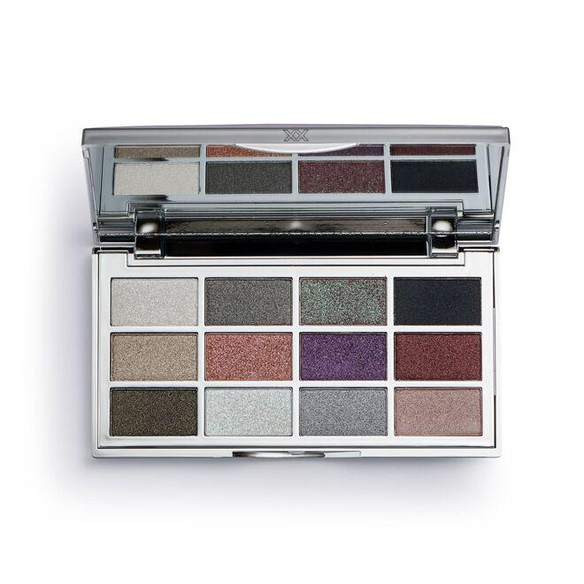 XX Revolution CrystalXX Eyeshadow Palette Platinum