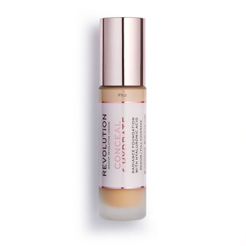 Conceal & Hydrate Foundation F11.2