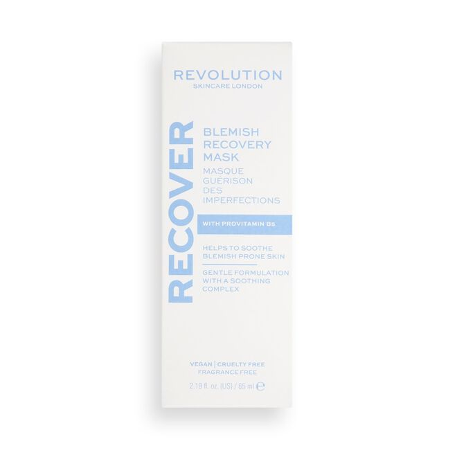 Revolution Skincare Oat Kernel Oil Blemish Recovery Face Mask