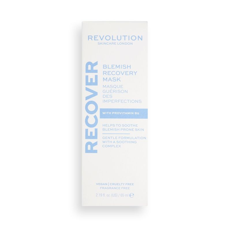 Revolution Skincare Blemish Recovery Mask