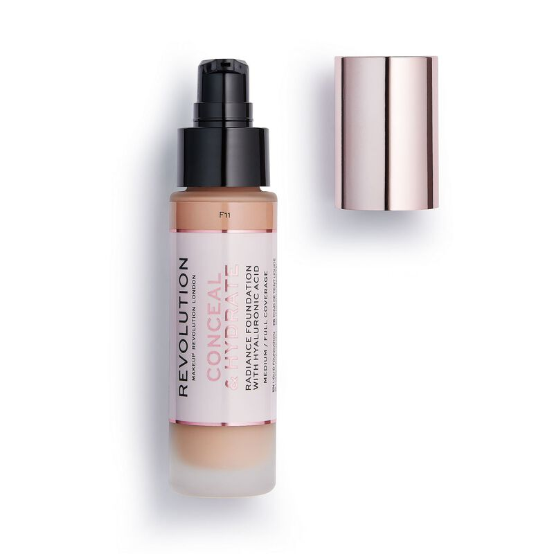 Conceal & Hydrate Foundation F11