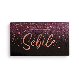 Revolution X Sebile Night 2 Night Shadow Palette