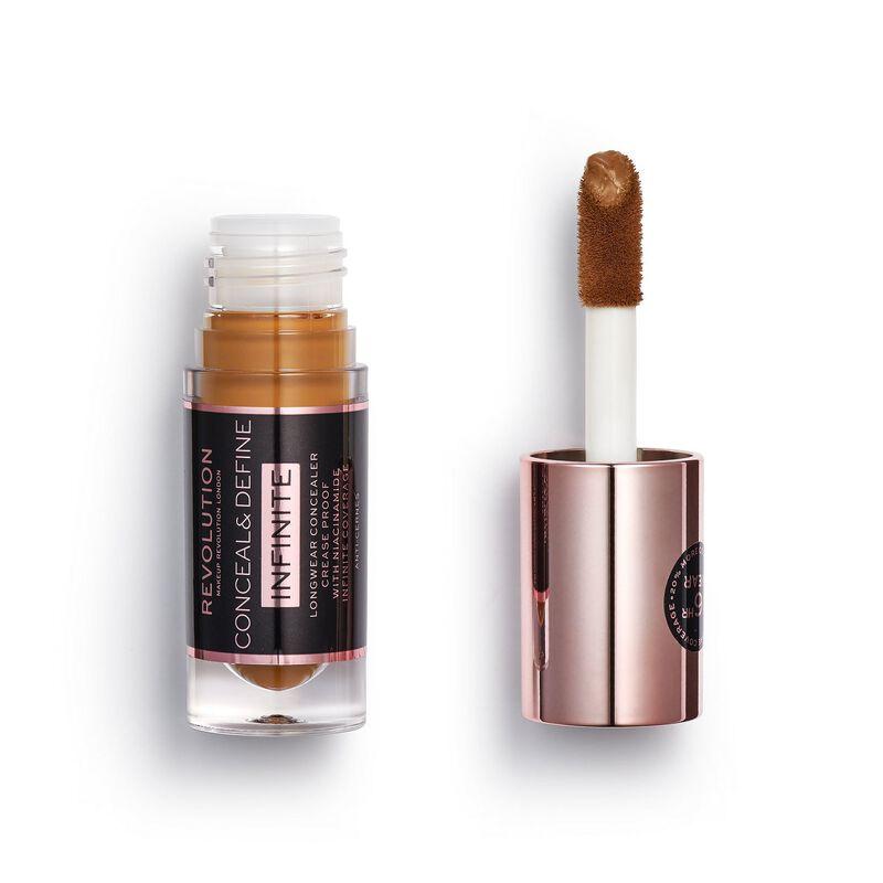 Makeup Revolution Conceal & Define Infinite Longwear Concealer (5ml) C14.2