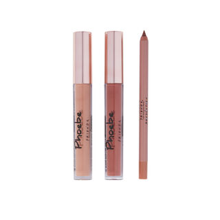 Makeup Revolution X Friends Phoebe Lip Set