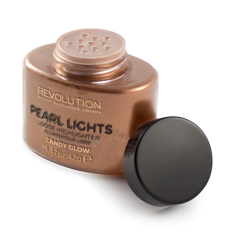 Pearl Lights Loose Highlighter - Candy Glow