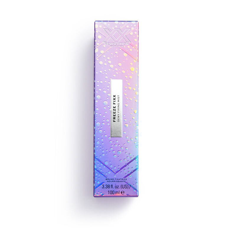 XX Revolution Freeze FiXX Dewy Setting Spray