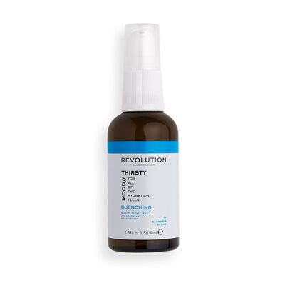Revolution Skincare Thirsty Mood Quenching Moisture Gel