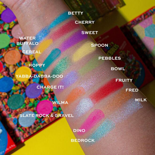 I Heart Revolution x Fruity Pebbles Eyeshadow Palette