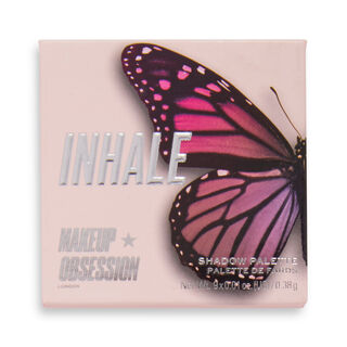 Makeup Obsession Inhale Eyeshadow Palette