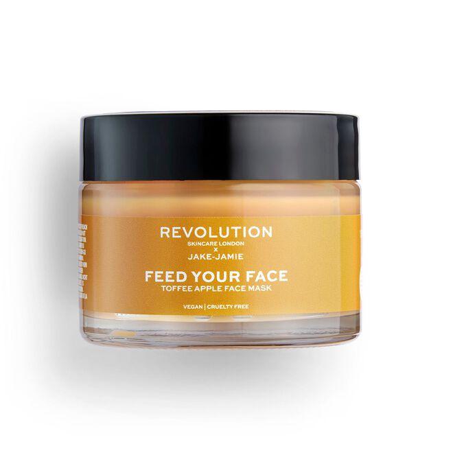 Revolution Skincare Revolution Skincare x Jake - Jamie Toffee Apple Face Mask