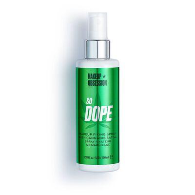 Makeup Obsession So Dope CBD Setting Spray