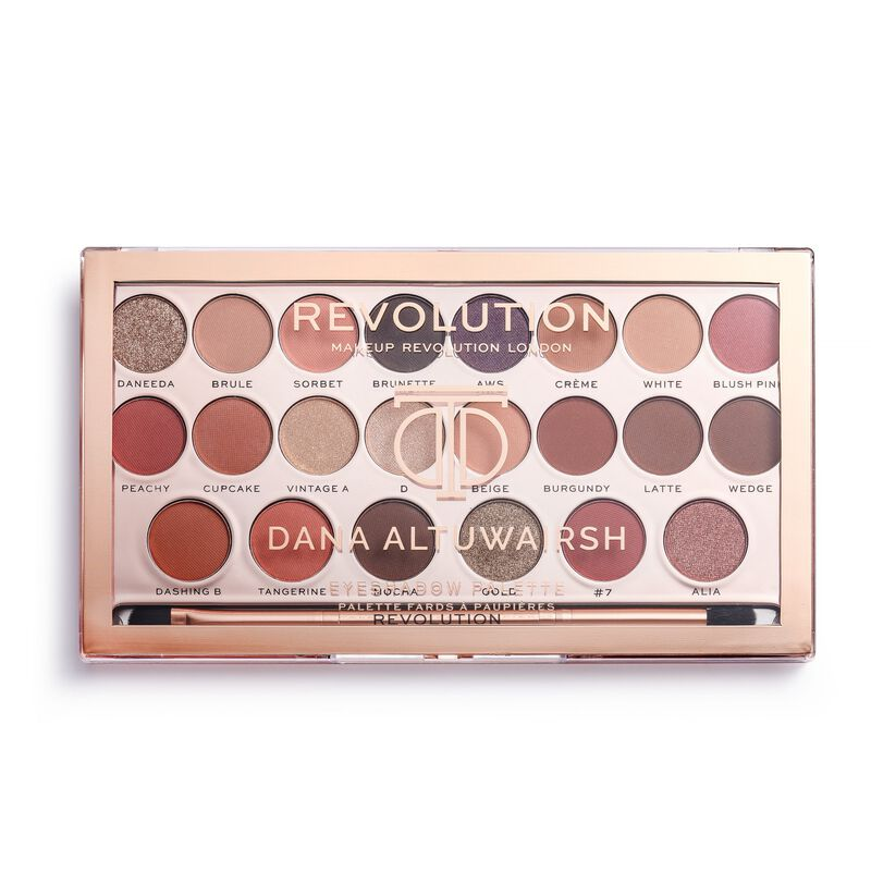 x Dana Eyeshadow Palette
