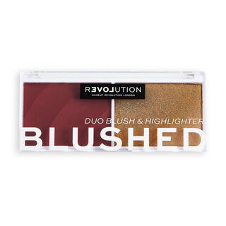 Relove by Revolution Colour Play Blushed Duo Wishful