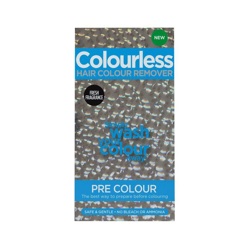 Colourless Pre Colour
