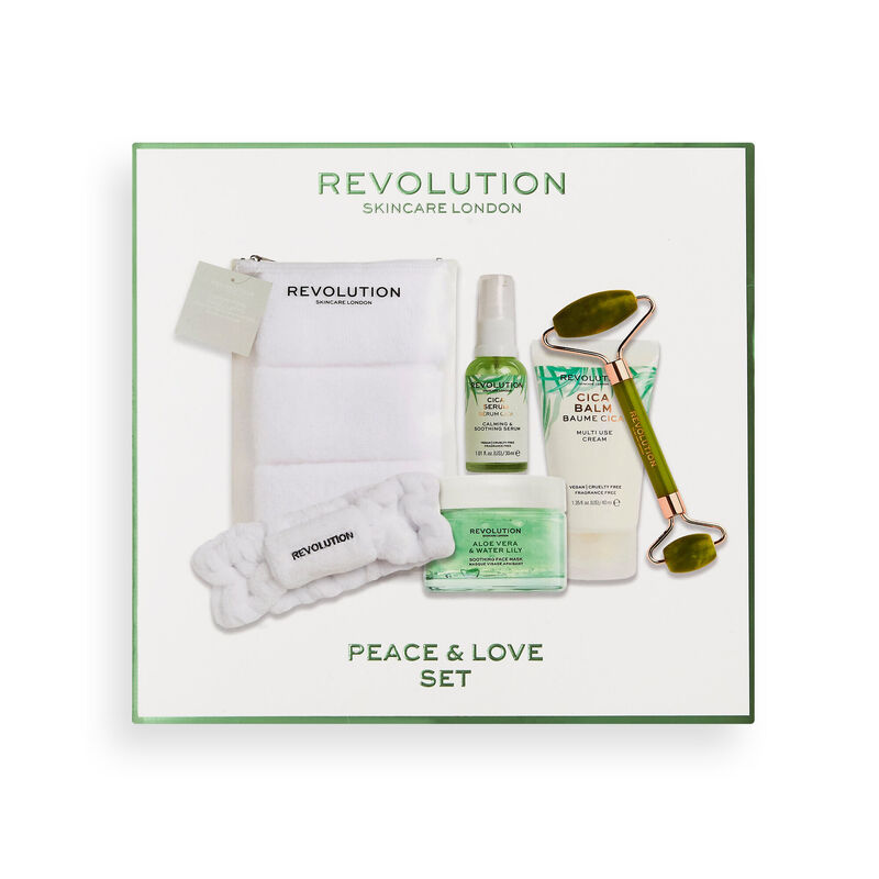 Revolution Skincare Peace & Love Set