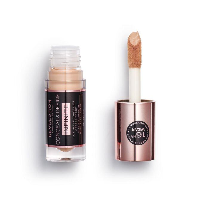 Makeup Revolution Conceal & Define Infinite Longwear Concealer (5ml) C8