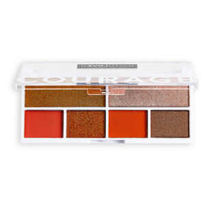 Relove by Revolution Colour Play Courage Eyeshadow Palette