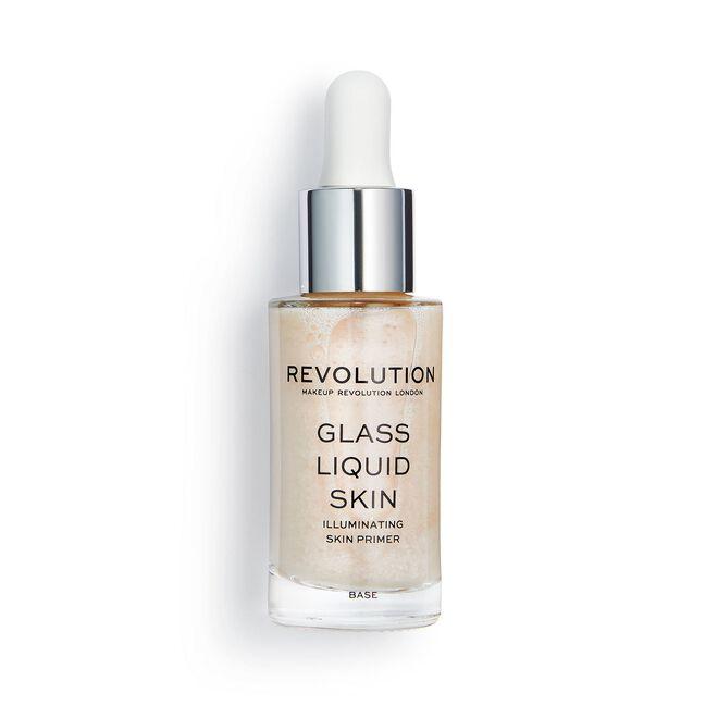 Makeup Revolution Glass Liquid Skin Primer Serum