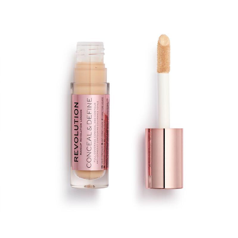 Makeup Revolution Conceal & Define Concealer C7.5