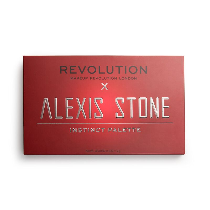 Revolution X Alexis Stone The Instinct Palette