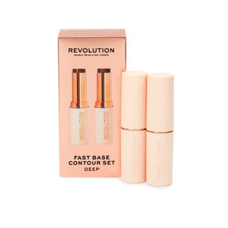 Makeup Revolution Fast Base Contour Set Deep