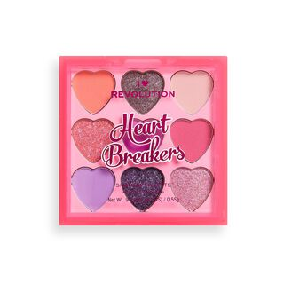 I Heart Revolution Heartbreakers Eyeshadow Palette Flamboyant