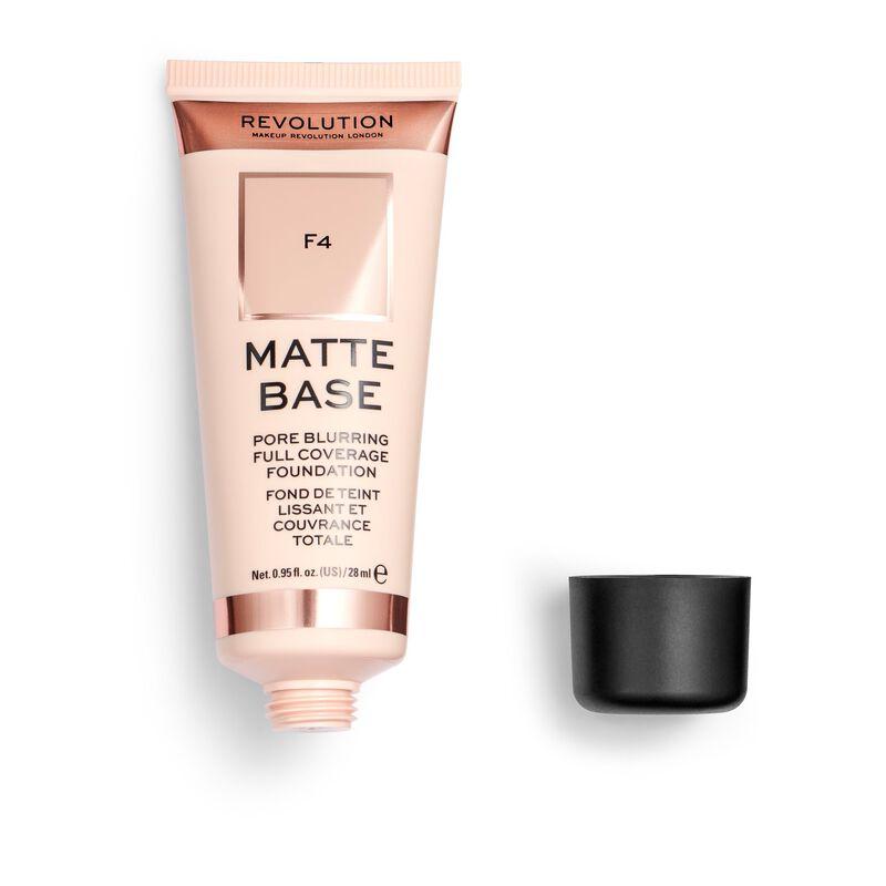 Matte Base Foundation F4